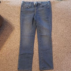 Mossimo midrise straight leg  size 6